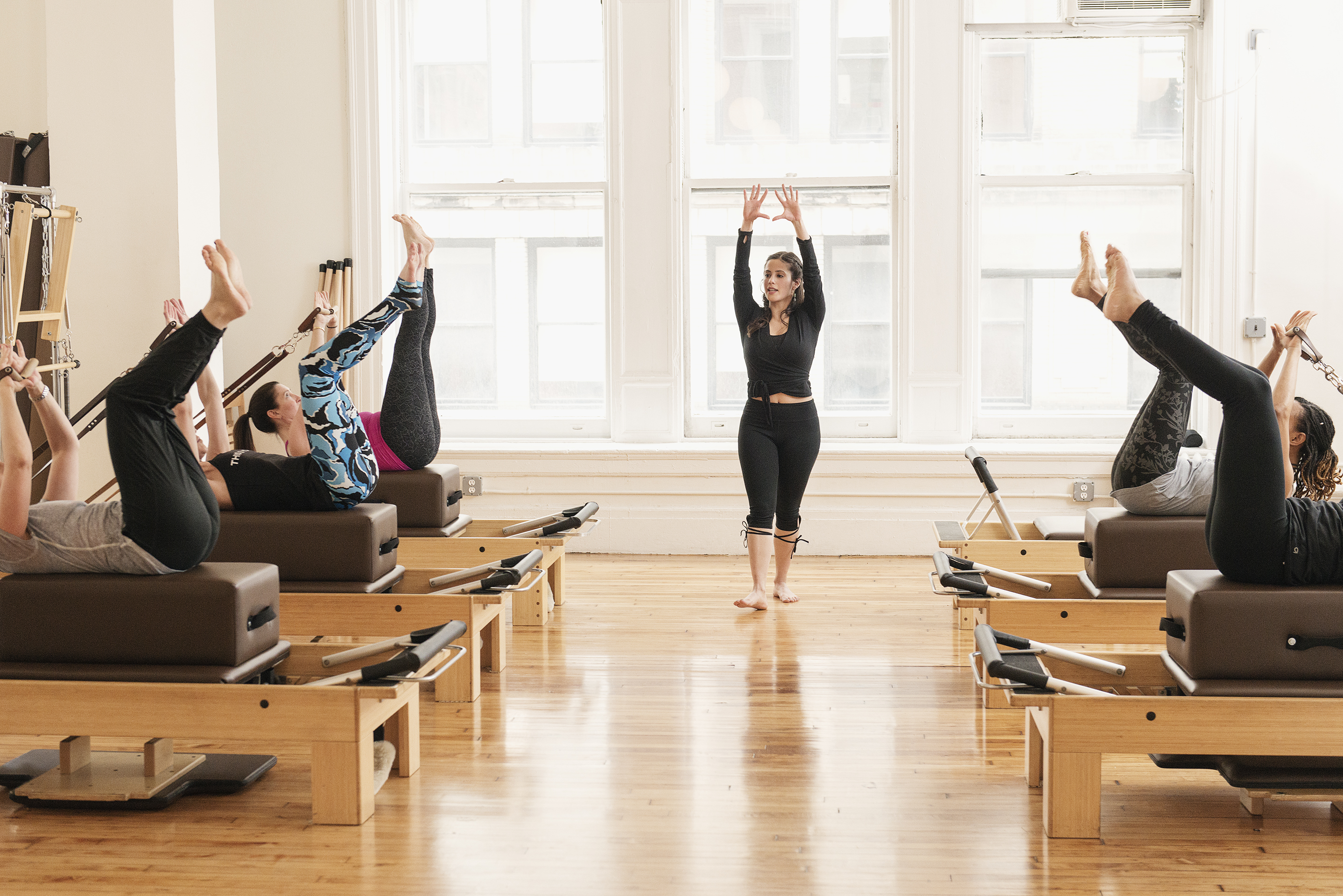 Comprehensive Immersion Nu Core Pilates Nyc